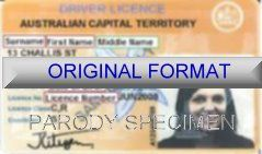 fake id with holograms scannable fake id. Black Bedroom Furniture Sets. Home Design Ideas
