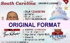 SOUTH CAROLINA FAKE IDS SCANNABLE FAKE SOUTH CAROLINA ID WITH HOLOGRAMS