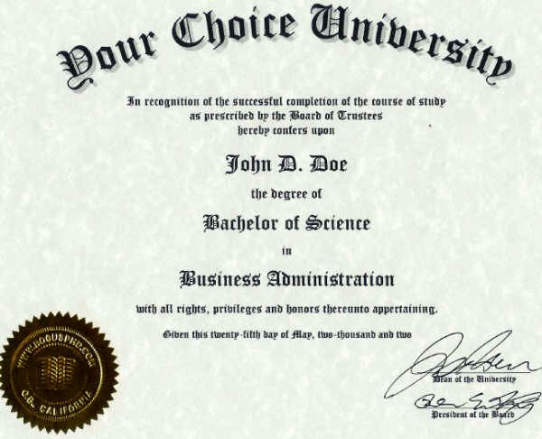 fake diploma  fake degree fake college degree or any type